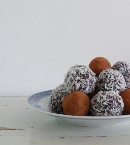 Dadel-kokostruffels II